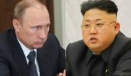 RUSIA PLANEA REALIZAR MANIOBRAS MILITARES CONJUNTAS CON COREA DELNORTE