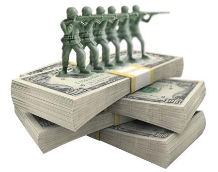 Las 10 Empresas que más se benefician de la guerra