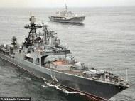 PREOCUPACIÓN EN LA OTAN POR LA PRESENCIA DE BARCOS RUSOS EN UNA ANTIGUA BASE SECRETANORUEGA