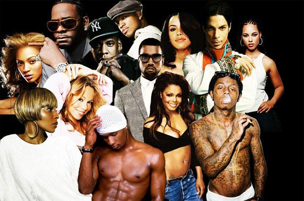 Various Legends Of Las Vegas