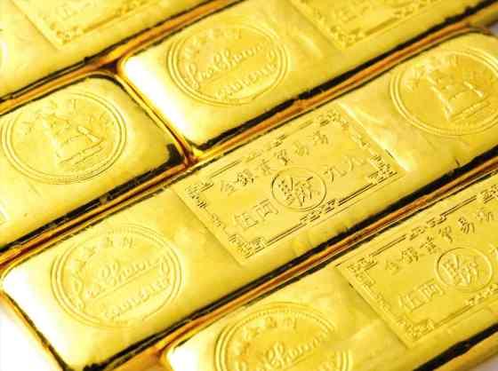 Chinese-gold-bullion-close-up