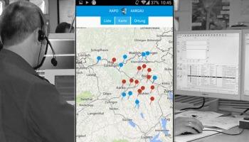 """La policía suiza crea una APP de """"Pre-Crimen"""" para smartphone"""