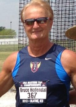 Dr. Bruce Hedendal