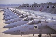 EL EJÉRCITO ISRAELÍ BLOQUEÓ TRES PLANES PARA ATACAR AIRÁN