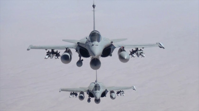 la-fg-france-airstrikes-islamic-state-iraq-20140919