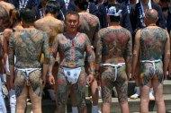 TEMOR EN JAPÓN ANTE UN ESTALLIDO DE VIOLENCIA ENTRE LOSYAKUZA