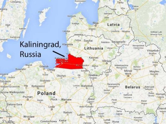 Kaliningrad-Russia