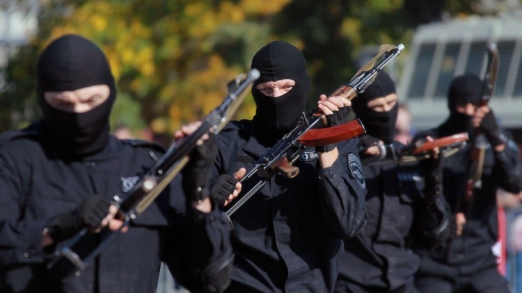 Resultado de imagen para Policia Rusia
