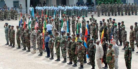 EEUU envía más tropas a África  Africom-endeavor