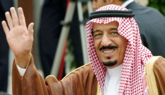 Saudi Arabian Prince Salman Bin Abdulaziz Al-Saud named new Saudi King