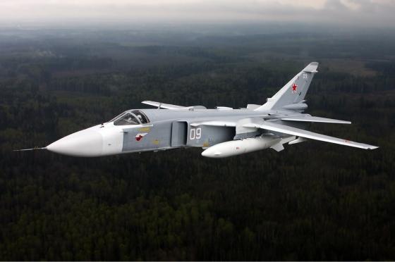 Sukhoi Su-24