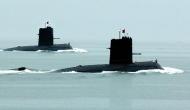 UN SUBMARINO CHINO PRACTICÓ UN ATAQUE CON MISILES CONTRA EL PORTAAVIONES USS REAGAN DEEEUU