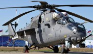 RUSIA LLEVA A SIRIA EL Mi-35M, SU HELICÓPTERO DE ATAQUE MÁSMODERNO