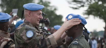 MINUSCA Takes Over Peacekeeping Operations in Central African Republic