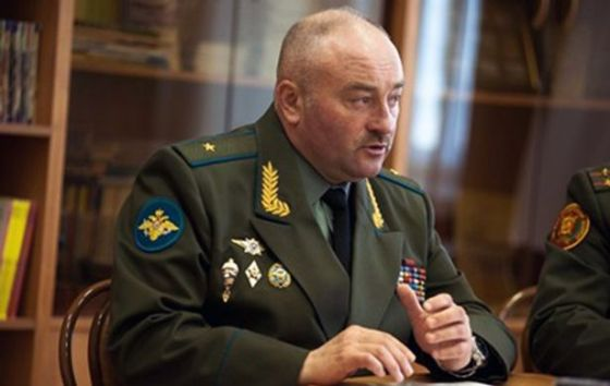 General Alexander Shushukin