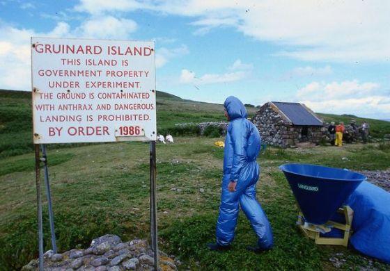 Gruinard-Island