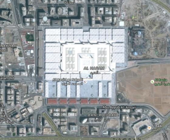 Medina-map