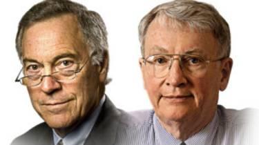 Steve Hanke y Dick Henry