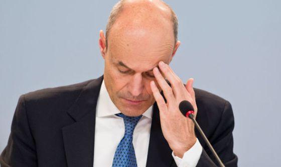 Marcus Schenck, CEO del Deutsche Bank