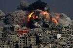 gaza-explosions