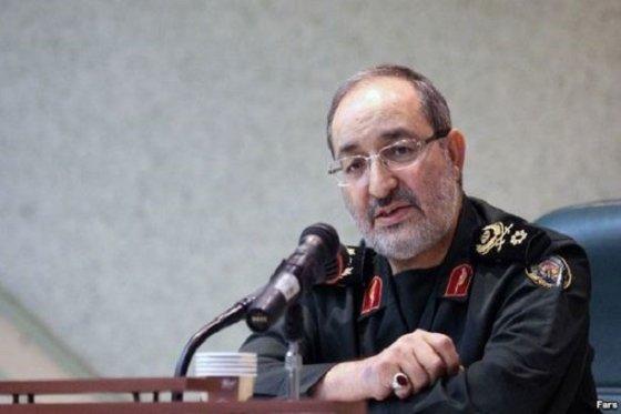 General de brigada Masoud Jazayeri