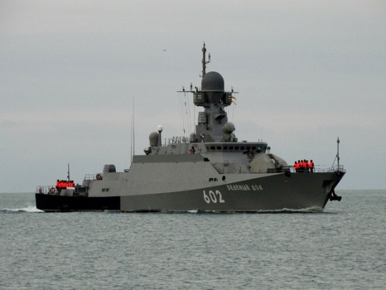 Project_21631_Buyan-M-class_small_missile_ship_corvette_Zelyony_Dol_602