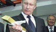 RUSIA ACUMULA ORO EN SECRETO PARA LUCHAR CONTRA LA SUPREMACÍA DELDÓLAR