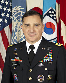 General Curtis Scaparrotti