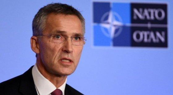 Secretario general de la OTAN, Jens Stoltenberg
