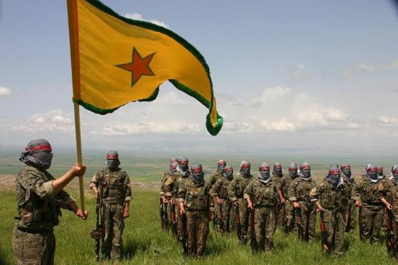 Milicia kurda Unidades de Protección Popular