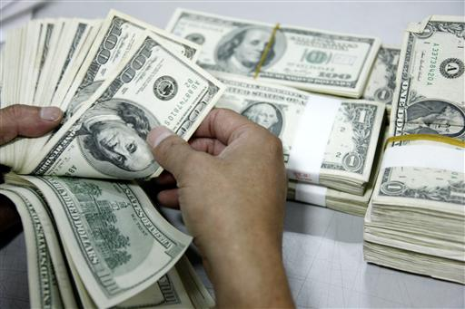 Chinas currency reserves may hit record US$2.5 trillion, stoking tensions