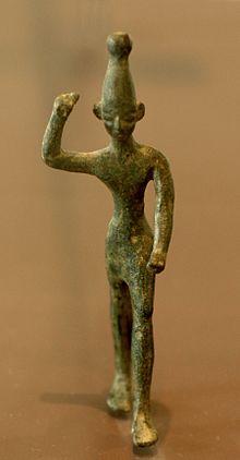 Templo de Baal en la ciudad de Nueva York y Londres, desatan rumores... 220px-baal_ugarit_louvre_ao17330