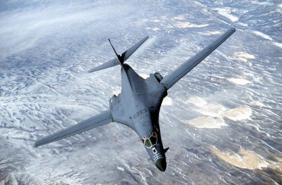 Bombardero B-1