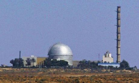 Resultado de imagen para reactor de Dimona.