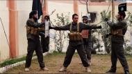 TURQUÍA CREA UN CAMPO DE ENTRENAMIENTO TERRORISTA ENUCRANIA