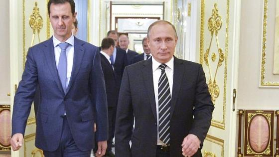 Putin-Assad