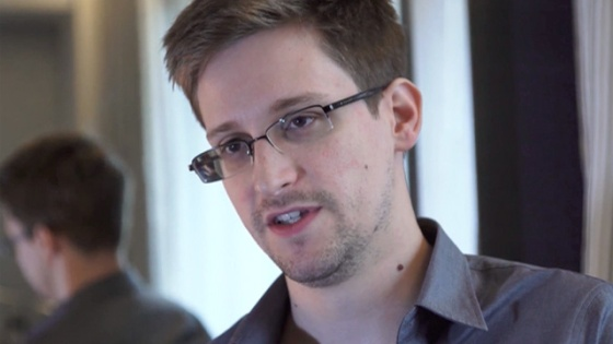 NSA whistleblower Edward Snowden: 'They're going to  say I aided our enemies' - video interview