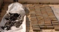 EL EJÉRCITO SIRIO CONFISCA UN COCHE CARGADO DE ARMAMENTO ISRAELÍ DESTINADO A TERRORISTAS DEAL-QAEDA