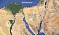 EGIPTO PODRÍA VENDER LA PENÍNSULA DEL SINAÍ AISRAEL