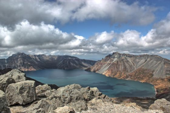 Caldera del Monte Paektu