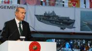 ERDOGAN DENUNCIA ¡QUE LA OTAN ARMA A LOS GRUPOS TERRORISTAS ENSIRIA!