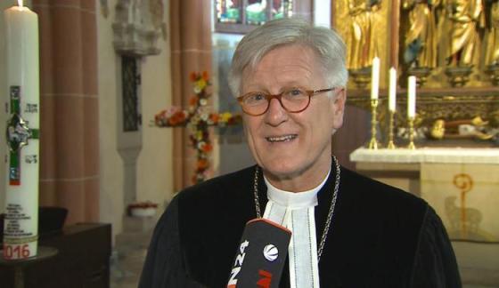 Obispo Heinrich Bedford-Strohm