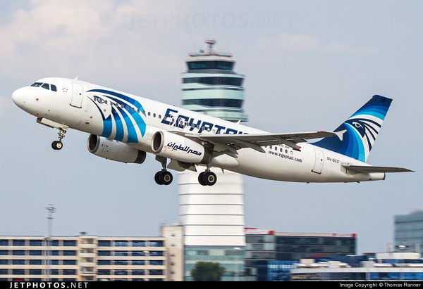 EgyptAir plane crashed