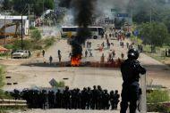 LA POLICÍA MEXICANA ASESINA A OCHO PERSONAS EN MANIFESTACIONES CONTRA REFORMAEDUCATIVA