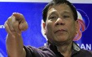 PRESIDENTE DE FILIPINAS RECOMPENSARÁ A LOS CIUDADANOS QUE DISPAREN CONTRA LOS NARCOTRAFICANTES
