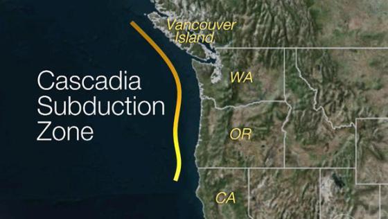 cascadia-subduction-zone