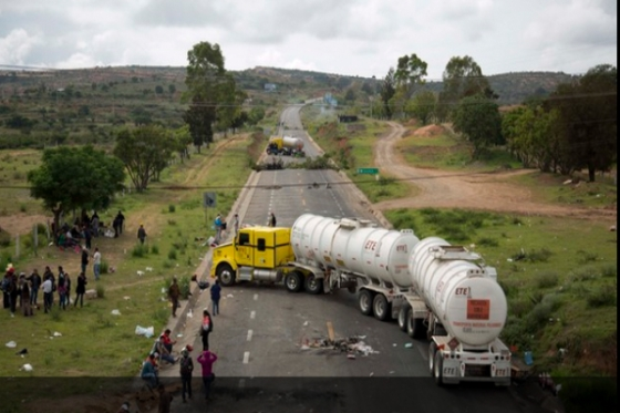 La-represión-en-Oaxaca-