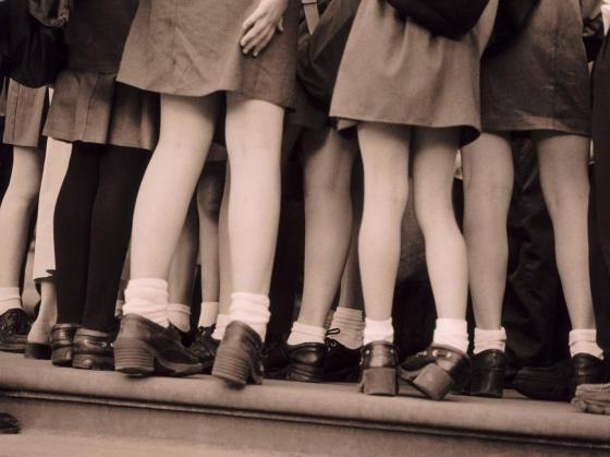 school-skirt