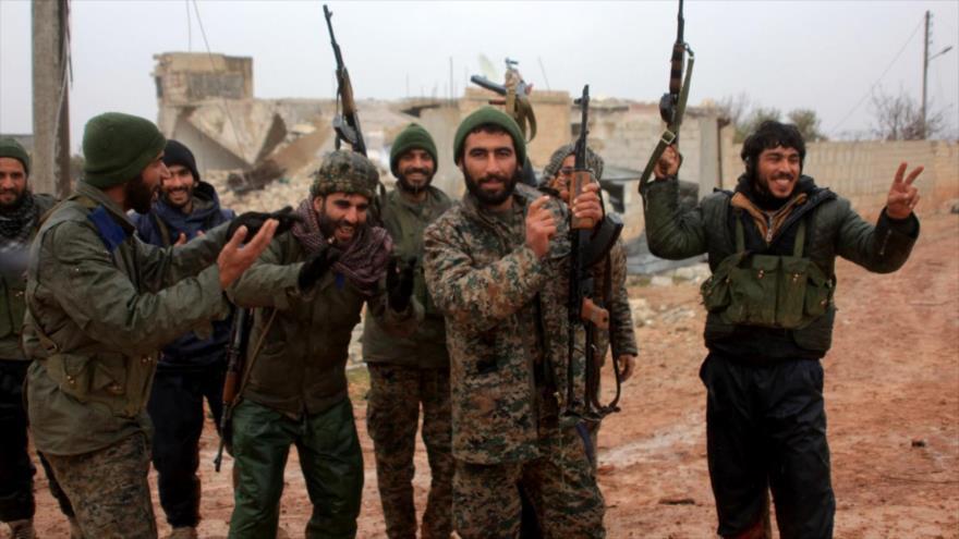 Israel supervisa envío de terroristas a Siria por suelo jord