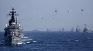 CHINA ADVIERTE SOBRE ACCIONES MILITARES SI JAPÓN NAVEGA CON NAVÍOS DE EEUU EN ZONA ENDISPUTA